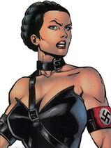Warrior-Woman-Kriegerfrau-Marvel-Comics-Invaders-b