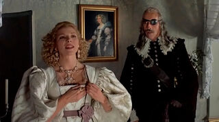 Justine de Winter (played by Kim Cattrall) The Return of the Musketeers 733