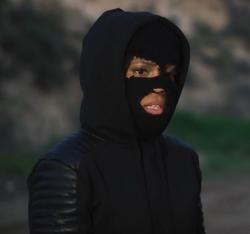 Masked Danielle