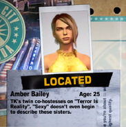 Amber Bailey Profile