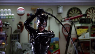 Selina Kyle-Catwoman (played by Michelle Pfeiffer) Batman Returns 44