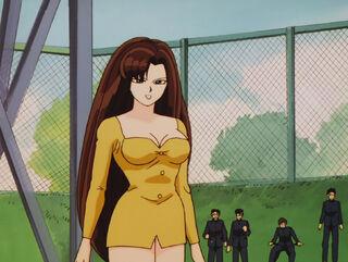 Hinako Ninomiya (voiced by Yumi Touma) Ranma 1-2 Oav 04 65