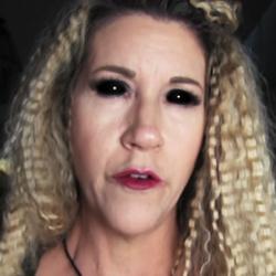 Julie Black Eyes