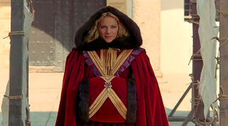 Justine de Winter (played by Kim Cattrall) The Return of the Musketeers 748