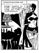 Madame Brutal 8 - Goldrake