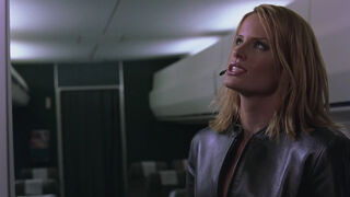 Erica Black in Turbulence 3 - Heavy Metal (played by Monika Schnarre) 19