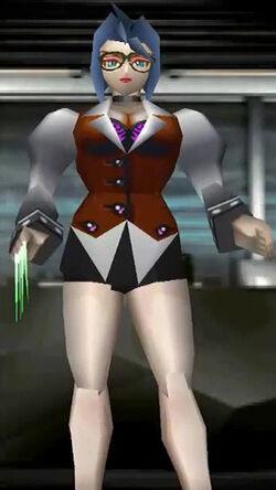 Cassandra Hard Edge 00