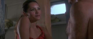 Fatima Blush (played by Barbara Carrera) Never Say Never Again 89-0