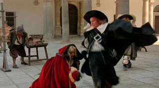 Justine de Winter (played by Kim Cattrall) The Return of the Musketeers 789