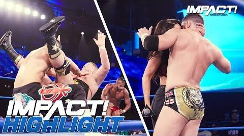 Katarina KISSES Joe Hendry After Grado Loses - IMPACT! Highlights Sep 6, 2018