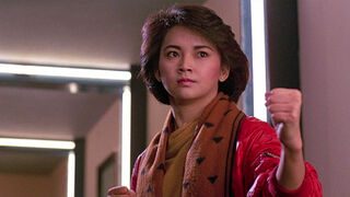 The Japanese Fighter in My Lucky Stars (played by Michiko Nishikawa) 246