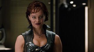 Jessica Priest in Spawn (played by Melinda Clarke) 62