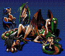 Monsters 2 - Legend of Shalice