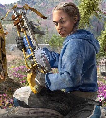 Mickey Far Cry New Dawn The Female Villains Wiki Fandom