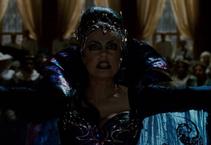 Queen Narissa beginning transformation