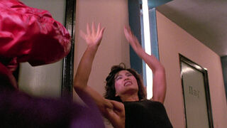 The Japanese Fighter in My Lucky Stars (played by Michiko Nishikawa) 218