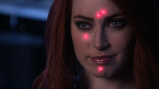 Maxima (played by Charlotte Sullivan) Smallville Instinct 126