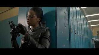 Van Cleef locker room shoot out
