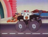 Bambi Police Academy The Animated Series The Hang Ten Gang 09