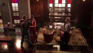 Desiree Atkins (played by Krista Allen) Smallville 82