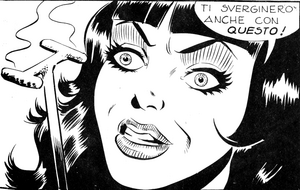 Lady Inferno 3