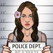 Veronica Salter mugshot