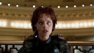 Jessica Priest in Spawn (played by Melinda Clarke) 140
