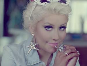 Christina Aguilera Villainess