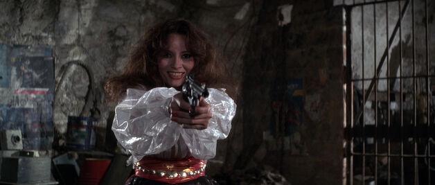 Fatima Blush (played by Barbara Carrera) Never Say Never Again 275