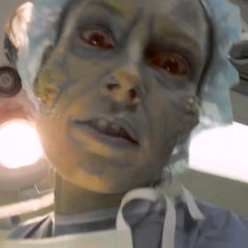 Monstrous Nurse