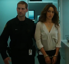 Sophia Arrested