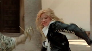 Justine de Winter (played by Kim Cattrall) The Return of the Musketeers 845