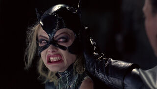 Selina Kyle-Catwoman (played by Michelle Pfeiffer) Batman Returns 160