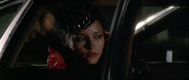 Fatima Blush (played by Barbara Carrera) Never Say Never Again 16-1