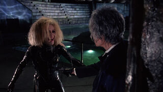 Selina Kyle-Catwoman (played by Michelle Pfeiffer) Batman Returns 168