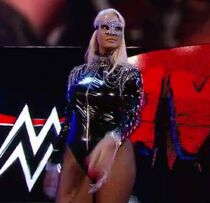 Evil Maryse Battleground 2016