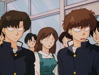 Hinako Ninomiya (voiced by Yumi Touma) Ranma 1-2 Oav 04 21