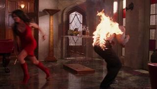 Desiree Atkins (played by Krista Allen) Smallville 95