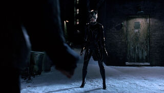 Selina Kyle-Catwoman (played by Michelle Pfeiffer) Batman Returns 31