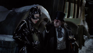 Selina Kyle-Catwoman (played by Michelle Pfeiffer) Batman Returns 130