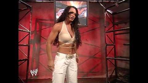 WWE Monday Night Raw 20th June 2005 - Christy & Victoria