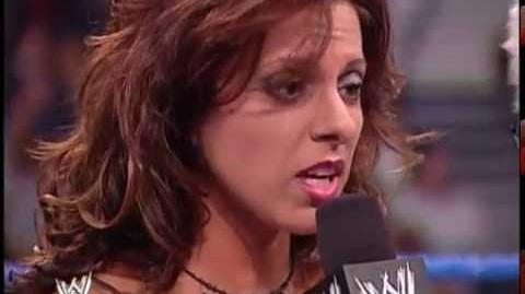 Dawn Marie & Al Wilson & Torrie Wilson Segment SmackDown 12.12