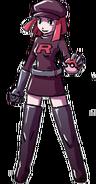 13 - Nikki Rocket