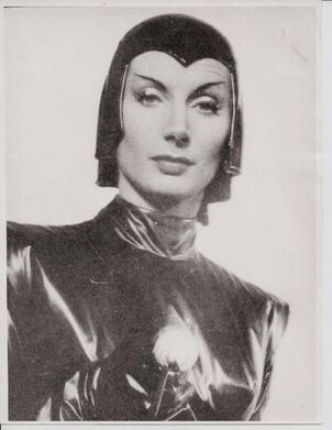 Nyah (Devil Girl From Mars) | The Female Villains Wiki ... Patricia Laffan Wikipedia