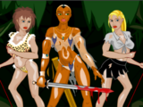 The Amazons (Fuck Force 5)