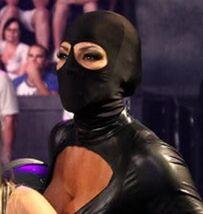 Masked Tara