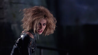 Selina Kyle-Catwoman (played by Michelle Pfeiffer) Batman Returns 162