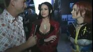 Bianca Beauchamp, E3 Convention, Elexis Sinclair (INTERVIEW 2005)