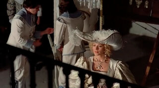 Justine de Winter (played by Kim Cattrall) The Return of the Musketeers 635