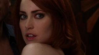 Maxima (played by Charlotte Sullivan) Smallville Instinct 100